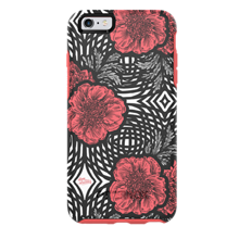 Project Runway Symmetry Series for for iPhone 6 Plus/6s Plus - Pink Swirl