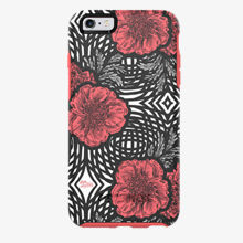Project Runway Symmetry Series for iPhone 6 Plus/6s Plus - Pink Swirl