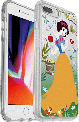 online store 447eb 1b649 Symmetry Series Power of Princess Case: Snow White Edition for iPhone 7  Plus/8 Plus