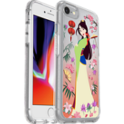 Symmetry Series Power of Princess Case: Mulan Edition for iPhone 7/8
