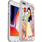 Symmetry Series Power of Princess Case: Mulan Edition for iPhone 7 Plus/8 Plus