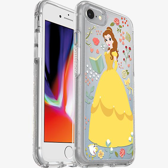 Symmetry Series Power of Princess Case: Belle Edition for iPhone 7/8