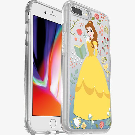 Symmetry Series Power of Princess Case: Belle Edition for iPhone 7 Plus/8 Plus