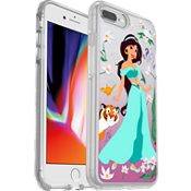 Symmetry Series Power of Princess Case: Jasmine Edition for iPhone 7 Plus/8 Plus