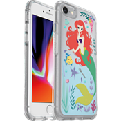 Symmetry Series Power of Princess Case: Ariel Edition for iPhone 7/8