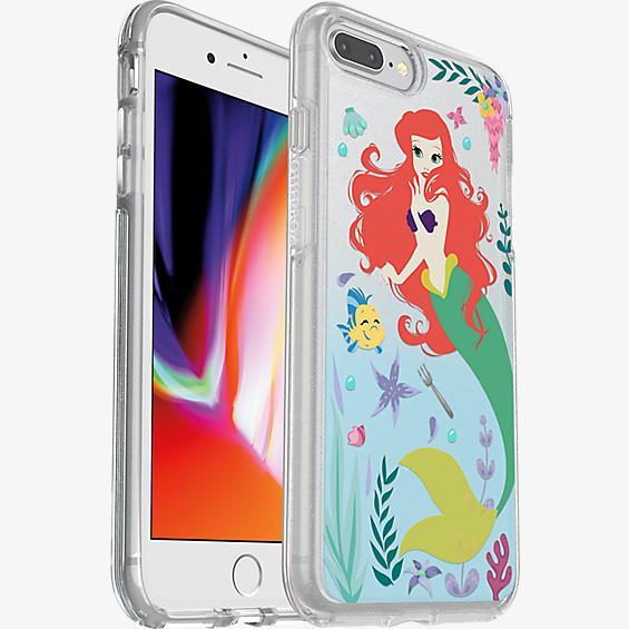 Symmetry Series Power of Princess Case: Ariel Edition for iPhone 7 Plus/8 Plus