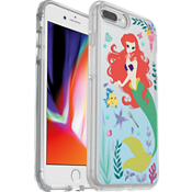 Symmetry Series Power of Princess Case: Ariel Edition for iPhone 7 Plus/8 Plus