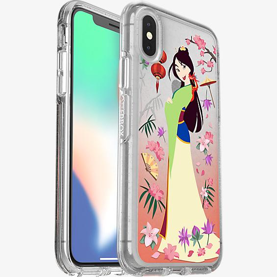 Symmetry Series Power of Princess Case: Mulan Edition for iPhone X