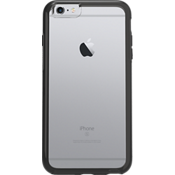 Symmetry Clear Series  For Apple iPhone 6/6s - Black Crystal