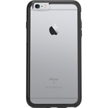 Symmetry Clear Series® for Apple iPhone 6 Plus / 6s Plus - Black Crystal