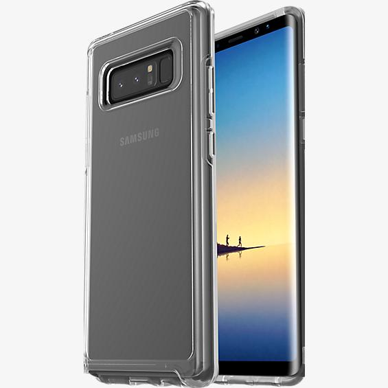 Symmetry Clear Series Case For Galaxy Note8