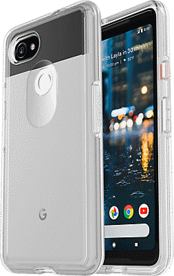 detailed pictures 3d1dd a7eaf Symmetry Clear Series Case For Pixel 2 XL