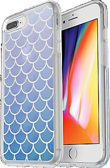 100% authentic 85d4c 50831 Symmetry Clear Series Case for iPhone 8 Plus/7 Plus - Mermaid Tail