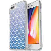 Symmetry Clear Series Case for iPhone 8 Plus/7 Plus - Mermaid Tail