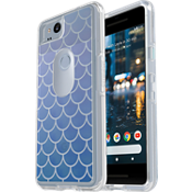Symmetry Clear Series Case for Pixel 2 - Mermaid Tail