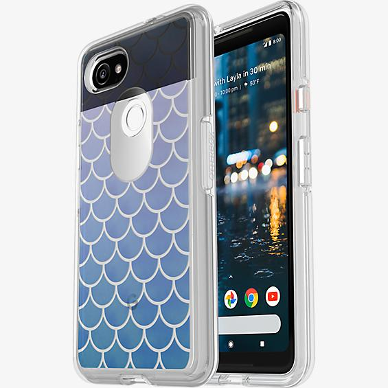 Symmetry Clear Series Case for Pixel 2 XL - Mermaid Tail