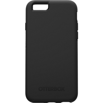 OtterBox Symmetry Series for iPhone 6/6s - Black