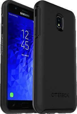 purchase cheap 075d3 a0e88 Symmetry Series Case for Galaxy 2nd Gen J7/J7V - Black