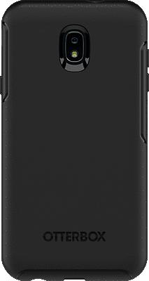 purchase cheap f5158 f072f Symmetry Series Case for Galaxy 2nd Gen J7/J7V - Black