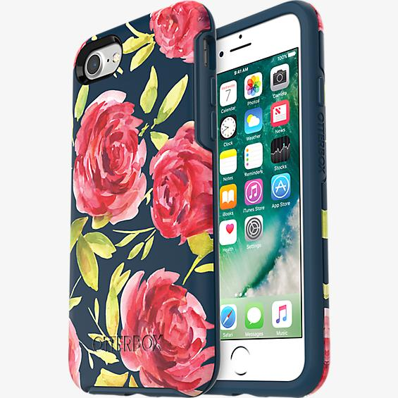Symmetry Series Case for iPhone 7 - Bouquet