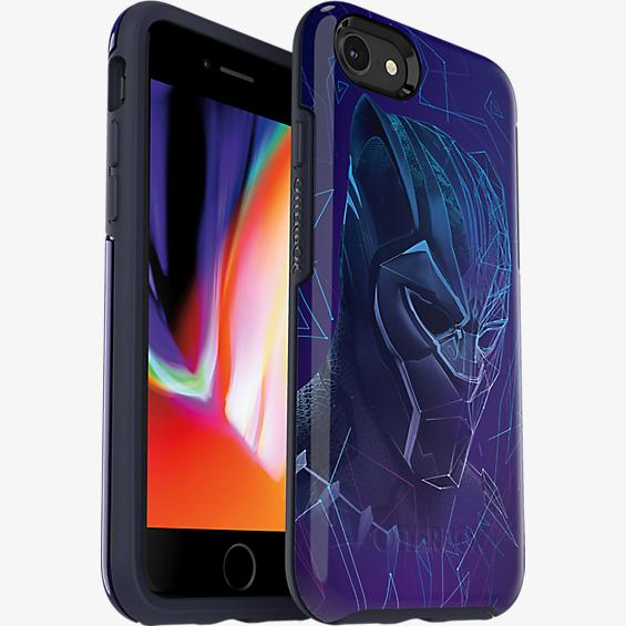 Symmetry Series Marvel Avengers Black Panther Case for iPhone 7/8