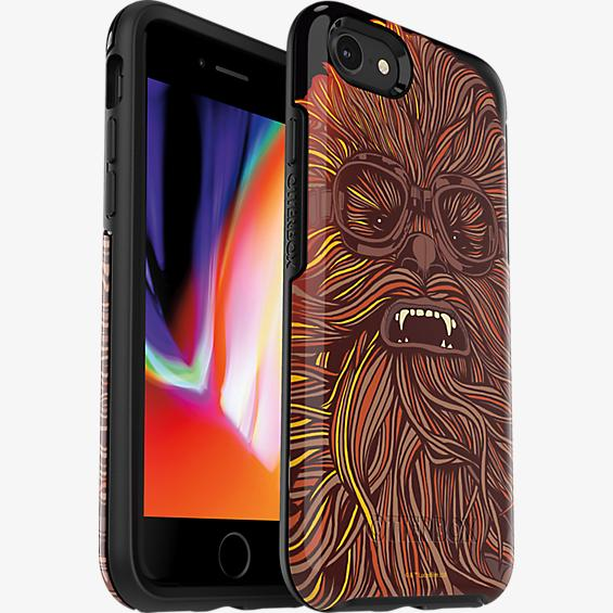 Symmetry Series Solo: A Star Wars Story Chewbacca Case for iPhone 7/8