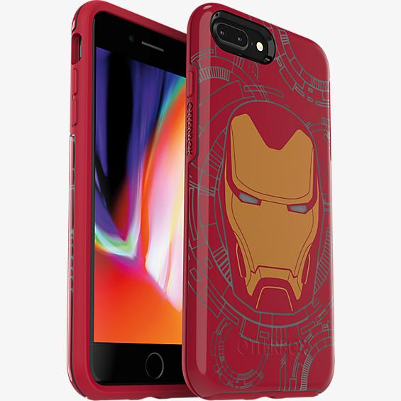 Symmetry Series Marvel Avengers Iron Man Case for iPhone 7/8+