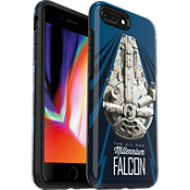 Symmetry Series Solo: A Star Wars Story Millennium Falcon Case for iPhone 7/8+