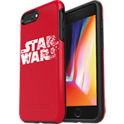 Symmetry Series Case: Resistance Red Edition for iPhone 8 Plus/7 Plus