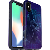 Symmetry Series Marvel Avengers Black Panther Case for iPhone X