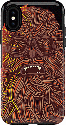 quality design 40b04 e7181 Symmetry Series Solo: A Star Wars Story Chewbacca Case for iPhone XS/X