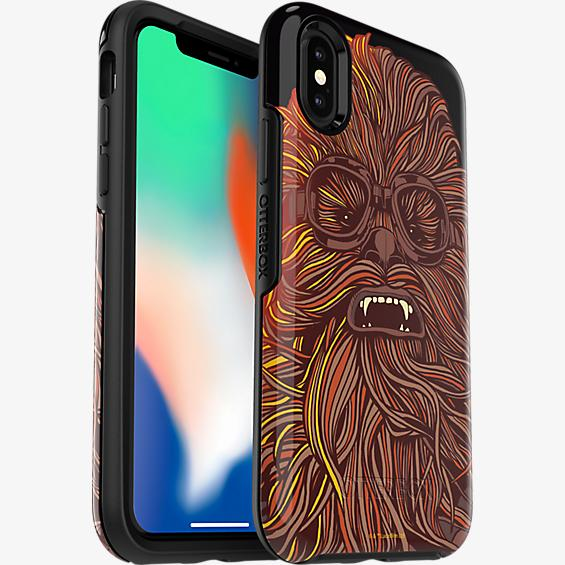 Symmetry Series Solo: A Star Wars Story Chewbacca Case for iPhone XS/X