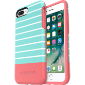 Symmetry Series Case for iPhone 7 Plus - Aqua Mint Way