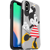 Symmetry Series Case: Minnie Mouse Edition for iPhone X