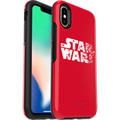 Symmetry Series Case: Resistance Red Edition for iPhone X