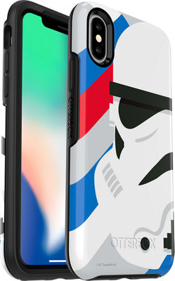 064568050af27b Symmetry Series Case For iPhone X - Stormtrooper | Verizon Wireless