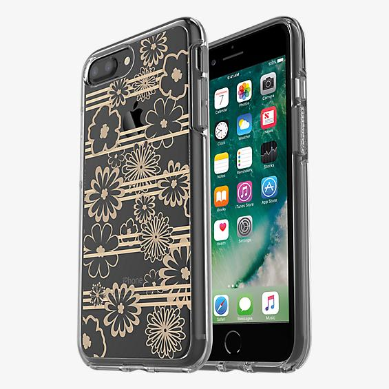 Symmetry Series Clear Case for iPhone 7 Plus - Drive Me Daisy