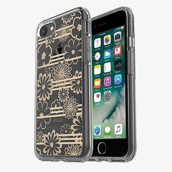 Symmetry Series Clear Case for iPhone 7 - Drive Me Daisy