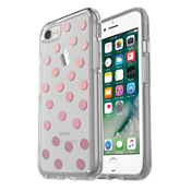Symmetry Series Clear Case for iPhone 7 - Save Me a Spot