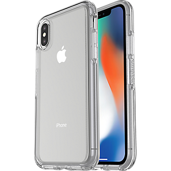 iphone 6 verizon wireless otterbox symmetry clear series for iphone xs x verizon 15108