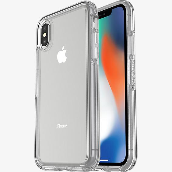 Symmetry Clear Series For iPhone X