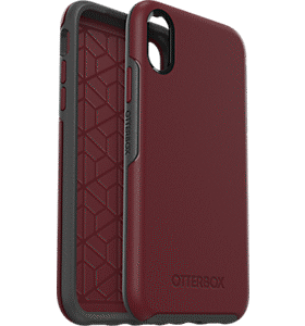 9f3703685e OtterBox Symmetry Series Case for iPhone XR Colour Red