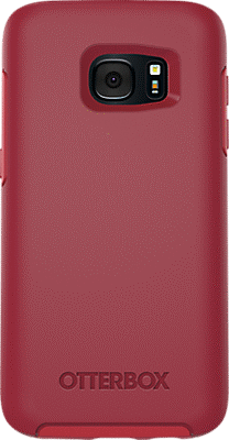 detailed look 40d56 a64ee Symmetry Series for Samsung Galaxy S7- Rosso Corsa