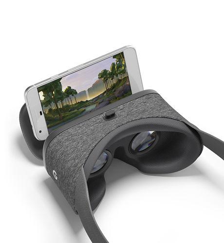 Built for VR.