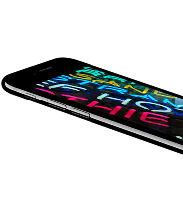 The brightest, most colorful iPhone display yet.