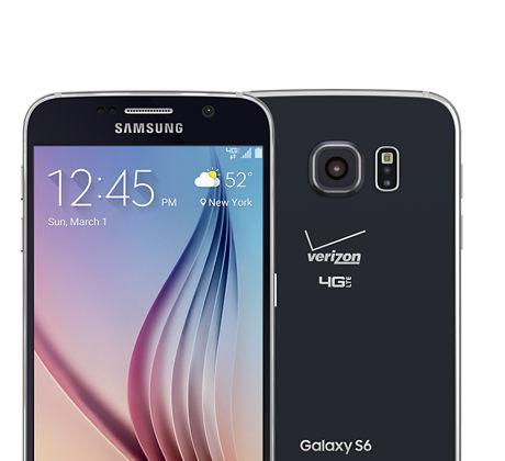 Verizon Galaxy S4 Black
