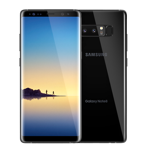 best i test mobil-telefon 2018 SAMSUNG GALAXY NOTE 8