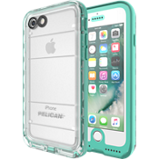 Marine Case for iPhone 7 - Teal/Clear