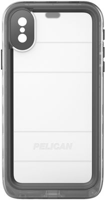 Pelican Marine Case for iPhone X
