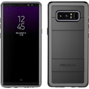 Protector Case for Galaxy Note8 - Black/Light Grey